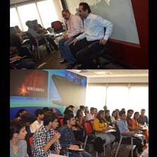 Documentary Workshop by ace filmmaker, Aditya Seth at ZIMA Noida