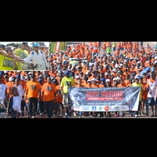 Zee Africa supports 14th annual Gandhi Salt March
