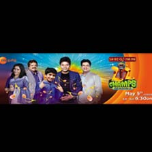 Zee Tamil launches the second season of Tamil Nadu's favorite music reality show Sa Re Ga Ma Pa Lil' Champs!