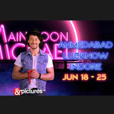 &pictures presents 'Main Hoon Michael' Dance Face-off with Tiger Shroff