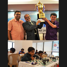10th Mayor's Open Chess Tournament - 2017 concludes at Mount Litera School International