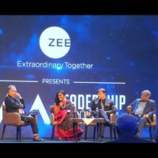 The 6th edition of the IAA Leadership Awards, presented by Zee Entertainment brought together great minds in business, marketing, advertising and media