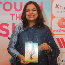 Zee TV reinforces its brand philosophy Aaj Likhenge Kal with author Rashmi Bansal's 'Touch the Sky'