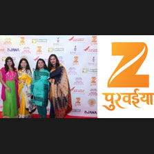 Zee Purvaiya Strikes Gold At BJANA Holi Event in New Jersey!