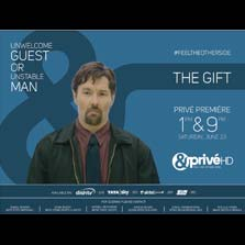 &Privé HD to premiere the psychological thriller 'The Gift' on 23rd June