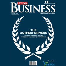 ZEE Entertainment features in an exclusive story 'A Perfect Script' in the 11th anniversary edition of Outlook Business
