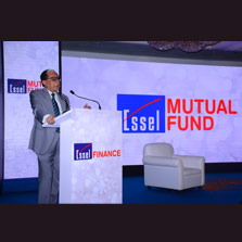 Essel Finance launches Essel Mutual Fund at the hands of Dr. Subhash Chandra