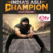 &TV ropes in Suniel Shetty as the host of a unique reality show, 'India's Asli Champion...Hai Dum!' conceptualised by ZEE Format Factory