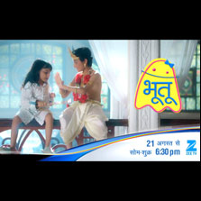 A Bhoot You Will Love...Starting 21st August, a new fiction show Bhootu will air on Zee TV every Monday to Friday at 6:30 PM