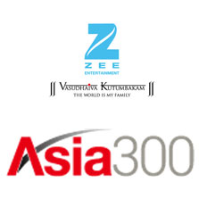 ZEE features at #3 in Nikkei Asian Review's list of 'Top 100 Power Performers in Asia300 Ranking'