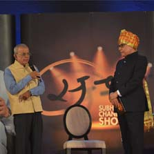 The 'Subhash Chandra Show' travels to Nashik