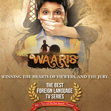 &TV's 'WAARIS' Wins Most Favorite Foreign Language TV Series at IMC's Face of the Year Awards in Vietnam