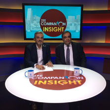 His Excellency Y.K. Sinha, Indian High Commissioner in an exclusive interview with Zee Companion on India-UK relations