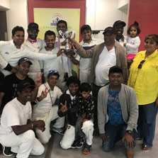 Ekal Vidyalaya Foundation of UK organizes a charity fundraiser tournament 'Cricket for a Cause'