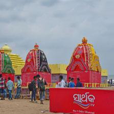 Tribute to Lord Jagannath by Sarthak TV on Rathayatra