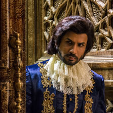 A Beauty With Resolve Can Tame Any Beast! - Actor Krrip Kapur Suri in Zee TV's adaptation of Beauty and the Beast - 'Jeet Gayi Toh Piyaa Morre'