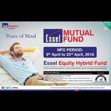 Essel Mutual Fund announces the launch of its first NFO