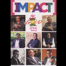 ZEEL MD & CEO, Punit Goenka and CEO - International Broadcast Business, Amit Goenka feature in IMPACT's 13th Anniversary Special edition - 'The Good Luck Issue'