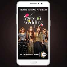 Veere Di Wedding premieres on ZEE5
