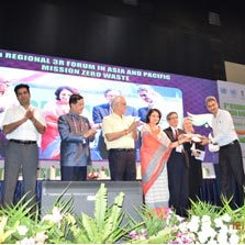 Essel Infra's Jabalpur Waste to Energy Plant awarded in the integrated MSW-to-Energy category by Ministry of Housing & Urban Affairs