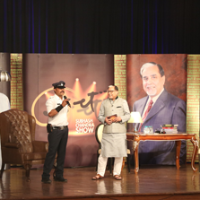Rajya Sabha MP, Subhash Chandra enlightens students of Devi Ahilya University, Indore