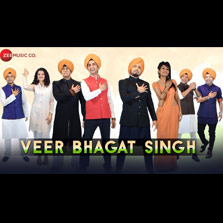 Zee Music Company releases 'Veer Bhagat Singh' along with Bollywood's Top 8 Singers & Dr. Kumar Vishwas