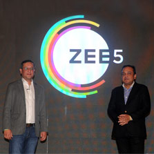 ZEEL launches ZEE5: India's largest, most comprehensive digital entertainment platform for language content