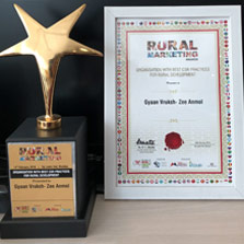 Zee Anmol continues its winning streak at the Rural Marketing Forum & Awards