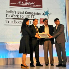 ZEE Entertainment recognised as one of 'India's Best Companies to Work For - 2017'