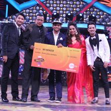 Ankola boy Sanket Gaonkar emerges victorious on Zee TV's Dance India Dance Season 6