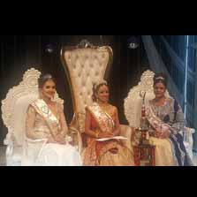 Double Celebration for Zee Cinema Africa at Local Beauty Pageant