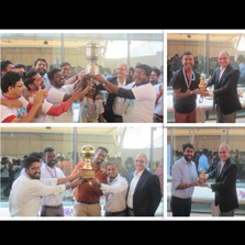 ZEE builds the spirit of sportsmanship and collaboration among employees with the inaugural 'Zee Premier League' in Mumbai