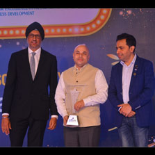 Zee Learn has been awarded Franchisor of the year 2018 by Franchise India