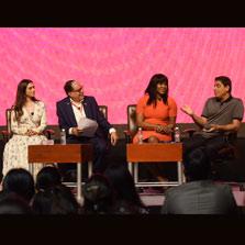 Global Entrepreneurship Summit 2017: Rajya Sabha MP, Subhash Chandra speaks on the 'Future of Cinema'