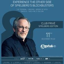 &Prive HD celebrates the birthday of the master-storyteller - Steven Spielberg