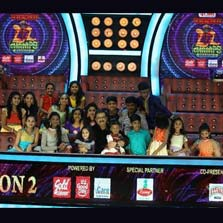 Celebrate the transcending power of music with SPB on Zee Tamil's Sa Re Ga Ma Pa Lil' Champs Season 2