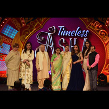Zee Classic celebrates Asha Bhosle's 83rd Birthday with 'Timeless Asha' Concert co-powered by Marvellous Creations and Lux
