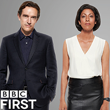 Witness the cut-throat rivalry between two media houses with the BBC First drama 'Press'
