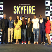 ZEE5 launches latest original web series, sci-fi thriller Skyfire