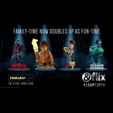 This Summer Season, Thank God It's Flix!