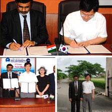 Himgiri Zee University, Dehradun signs MoU with Chungbuk National University, South Korea