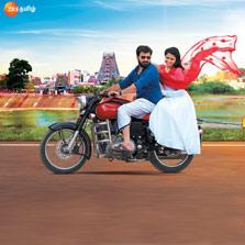 Real life couple Rachita and Dinesh pair up in Zee Tamil's new fiction show – Nachiyarpuram