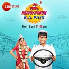 Zee Bangla's newest comedy drama, 'Hridoyhoron BA Pass' hits the screens