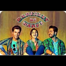 Zee Cinema to present a mouthwatering delight with the World Television Premiere of Bareilly Ki Barfi on 19th November 2017 at 8pm