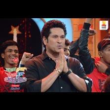 Sachin Tendulkar inspires a billion dreams on Zee Marathi