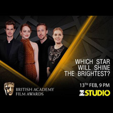 70th British Academy Film Awards 2017 to air on Zee Studio & Zee Studio HD on 13th February at 9pm