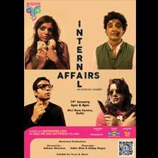Zee Theatre brings 'Internal Affairs' to Delhi
