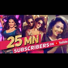 Zee Music Company's YouTube channel crosses 25 Million subscribers