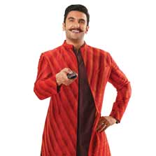 Dish TV unveils a new brand mantra, appoints Ranveer Singh as its new brand ambassador ahead of festive season