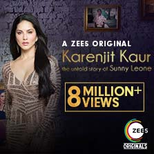Motion poster of 'Karenjit Kaur – the untold story of Sunny Leone' garners more than 8.5 million views in 48 hours
